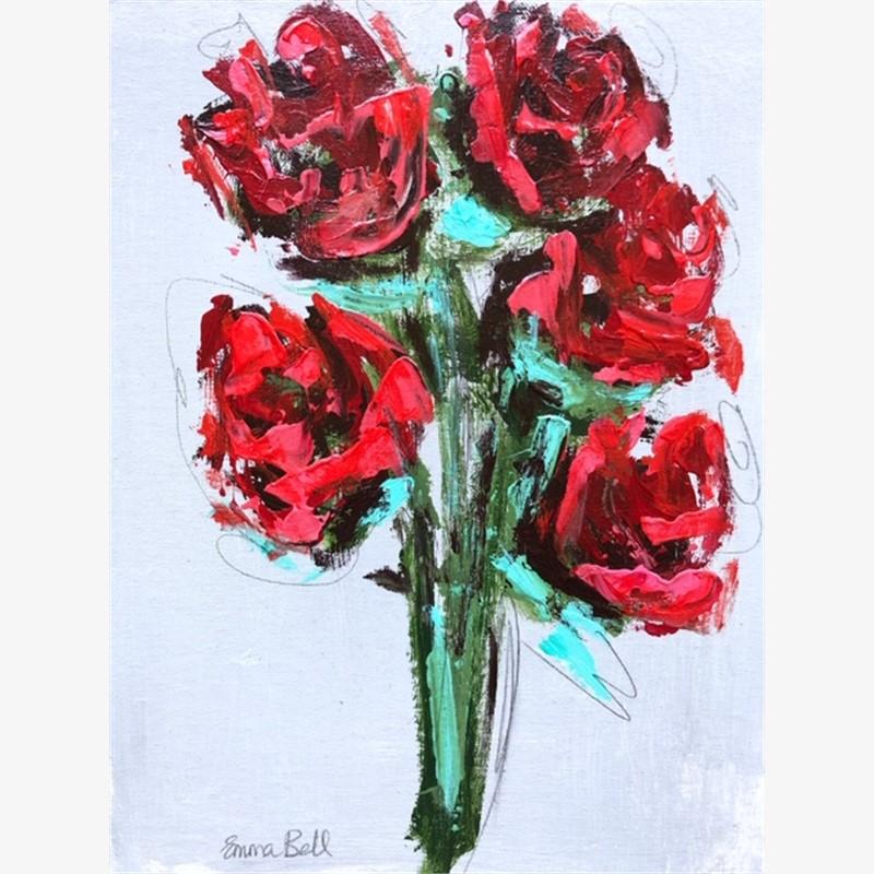 Valentine Roses #13, 2019