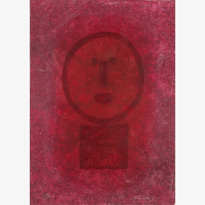Cara en Rojo (53/100), 1977