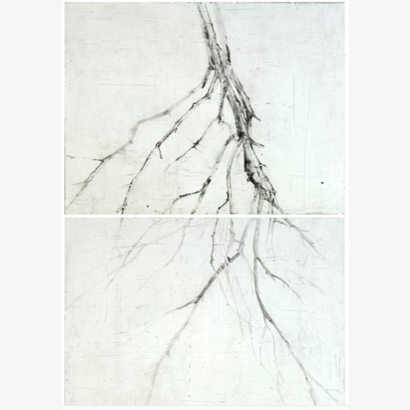 breath 2 (artist proof/1), 2006