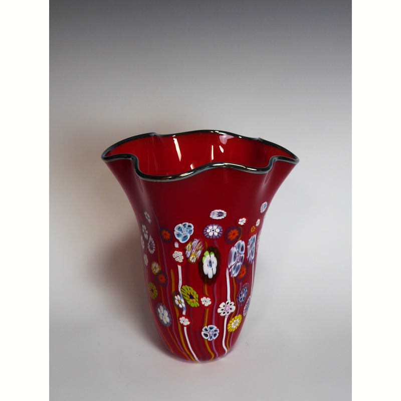 Millefiori Vase