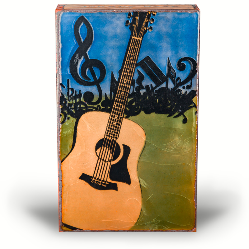 """In Tune ~ """"Life and love go on. Let the music play."""" - Johnny Cash"""