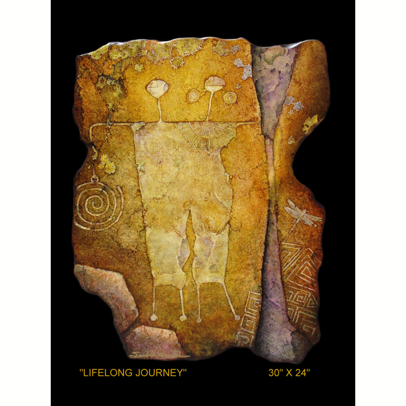 Life Long Journey  (27/100)