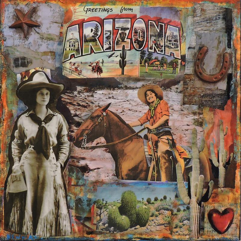 Arizona Cowgirls