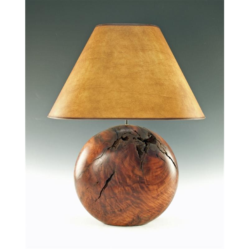 Eucalyptus Disk Lamp