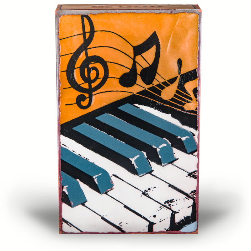 """Tickled Ivory ~ """"Life is like a piano. What you get depends on how you play it."""" - Tom Lehrer"""