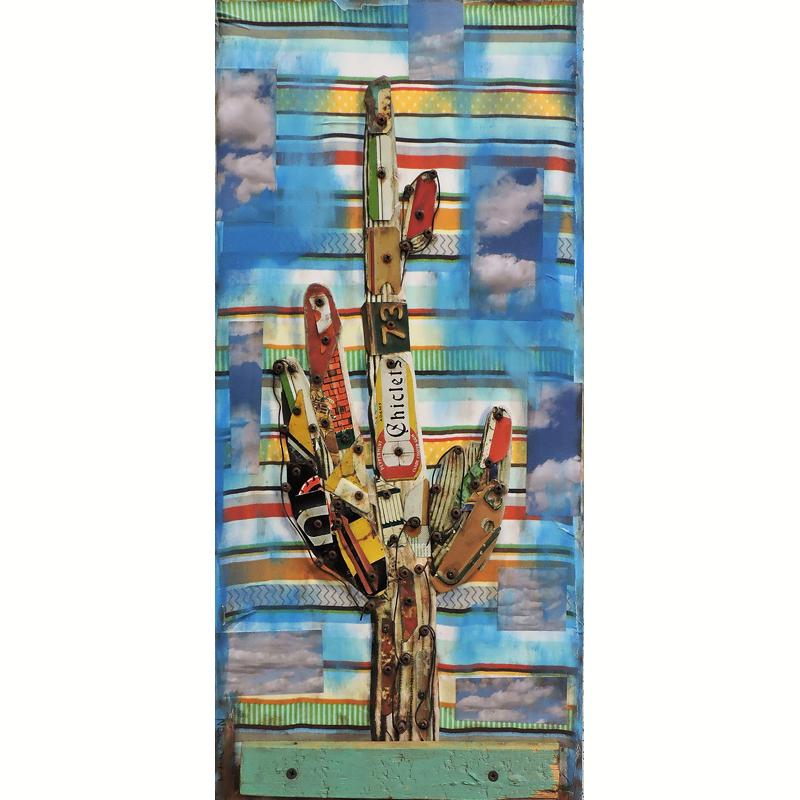 Surreal Cactus Series