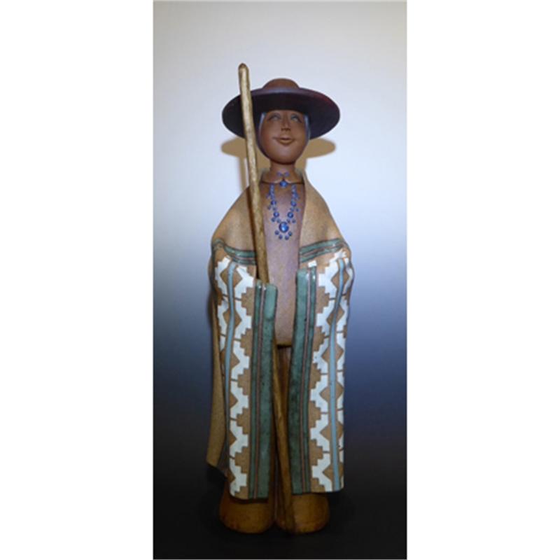 Navajo Man ~ Farmer