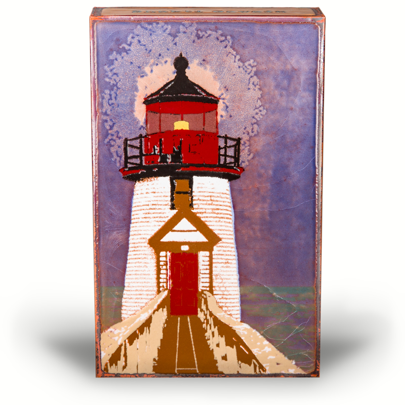 """Beacon  ~ """"The more light you allow within the brighter the world you live in will be."""" - Shakti Gawain"""