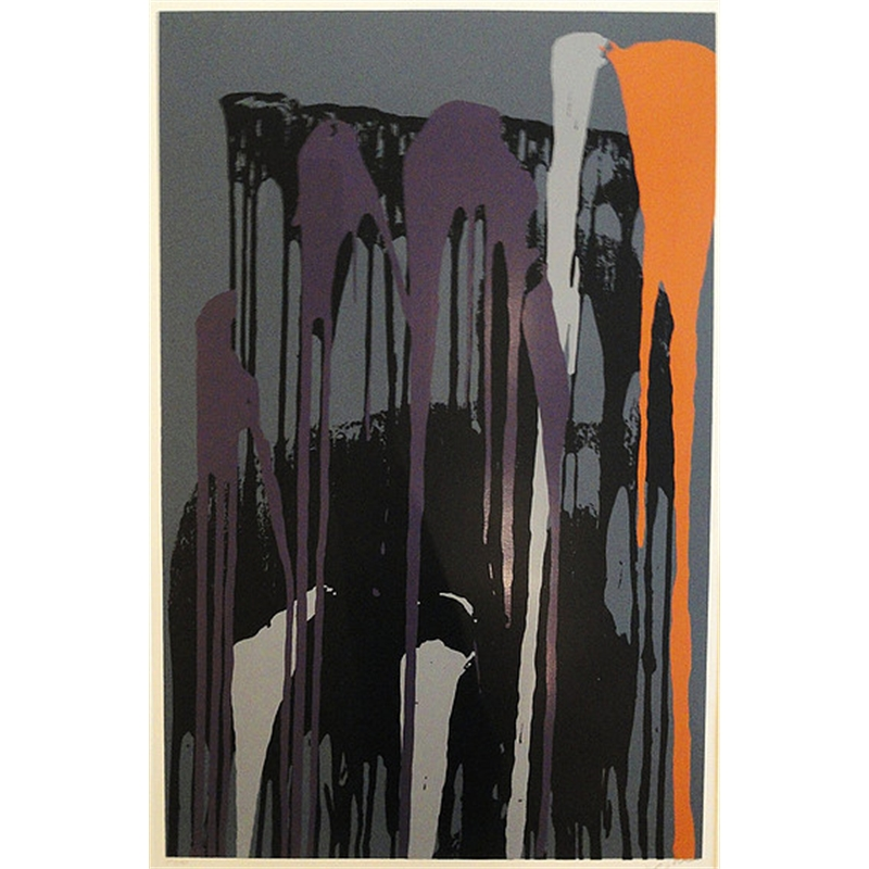 Untitled (Gray) (25/100), 1981