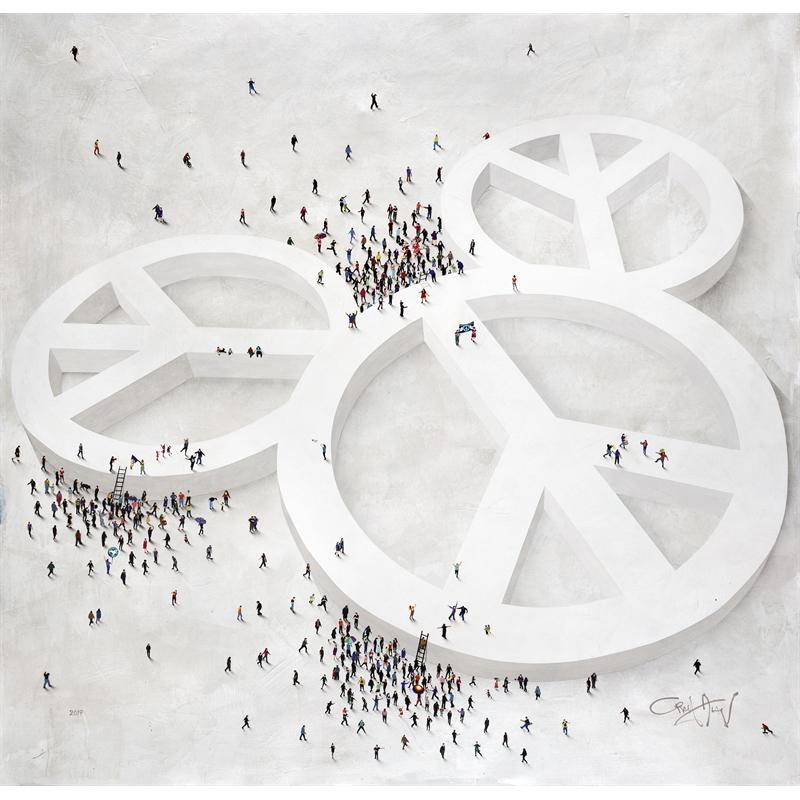 Platform for Peace, 2019
