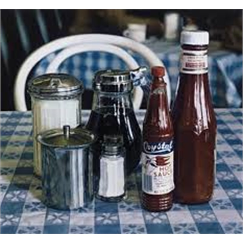 Still Life with Hot Sauce (1/500), 1980