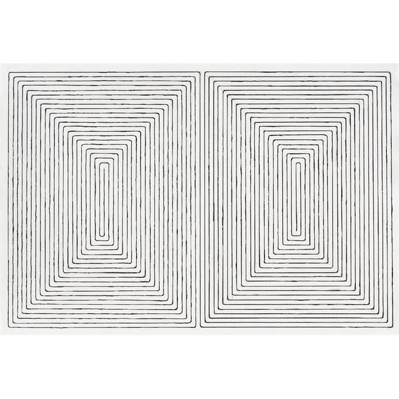 OPTICAL DRAWING #9 , 2019