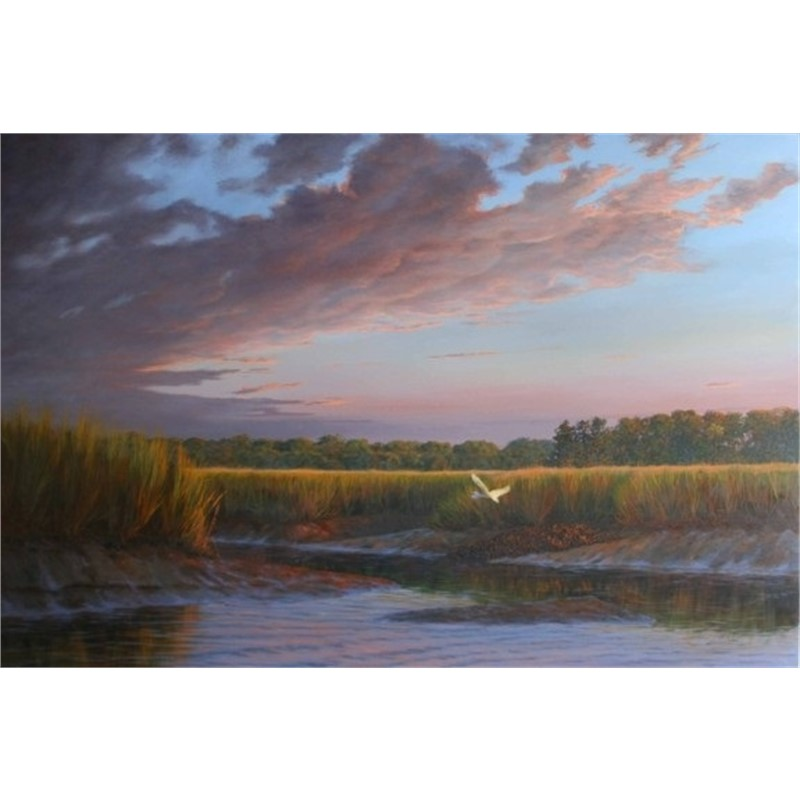 Heading Home by Douglas Grier -- Giclee Prints