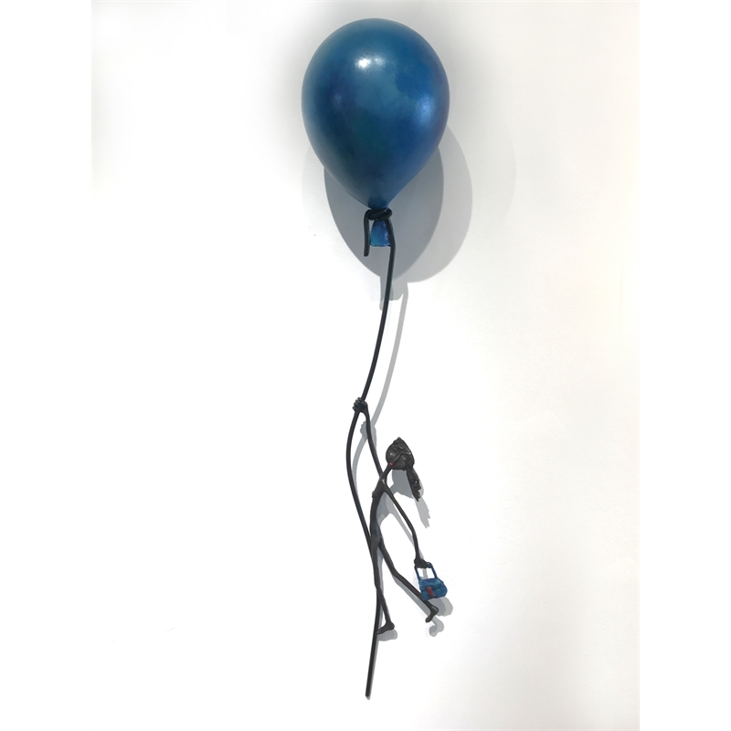 Blue Balloon (Fashion Gal), 2018