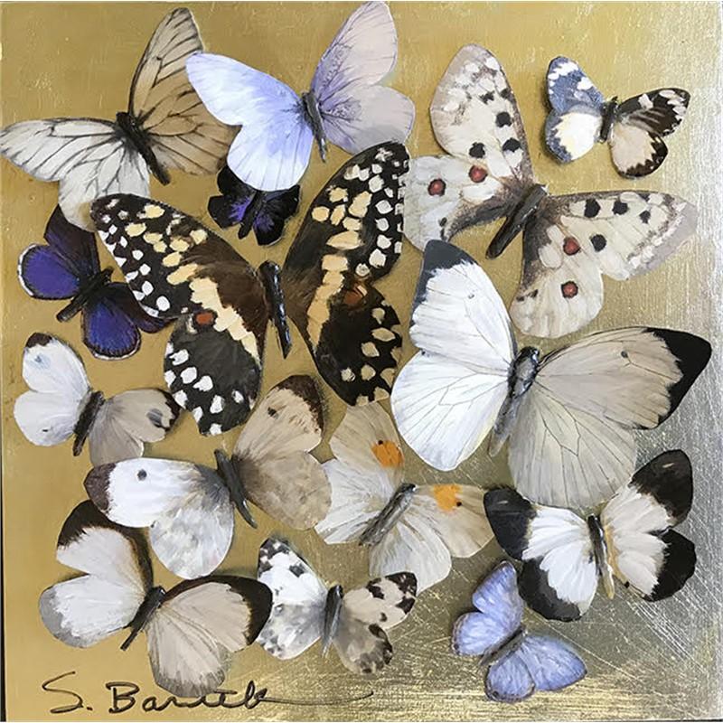 Black & White Butterflies 2