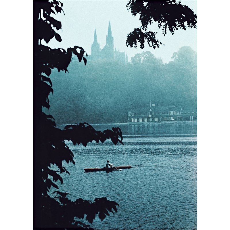 Georgetown University - Scull