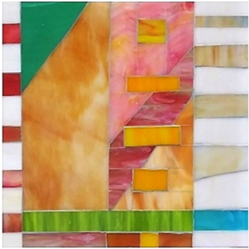 Excursion (1 Panel) by Mary Borgen