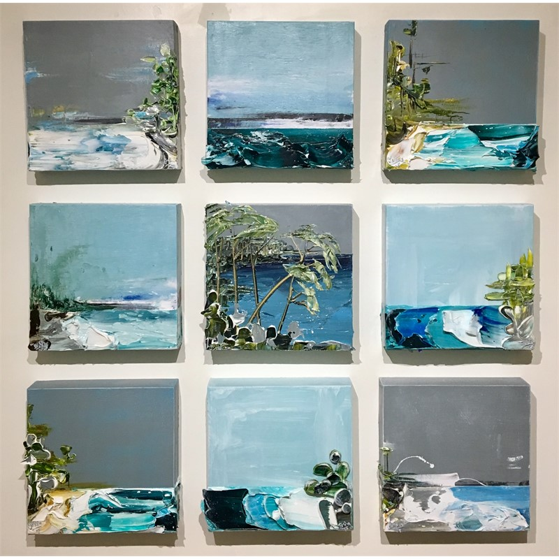 COASTAL IMPRESSIONS GRID42X42-2018-ALL, 2018