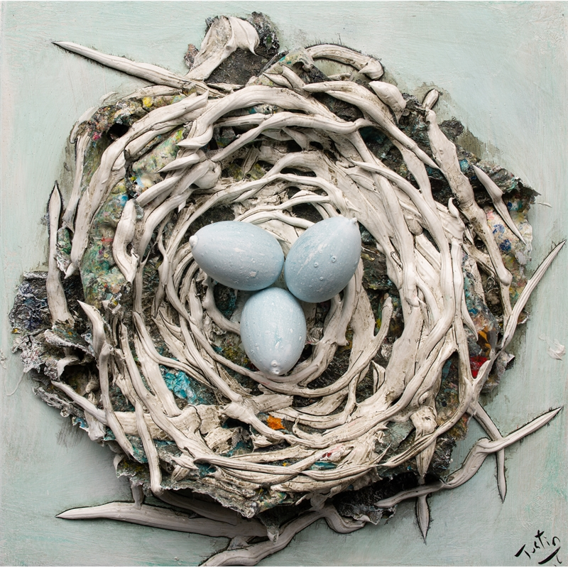 (SOLD) NEST NS-16x16-2019-263, 2019