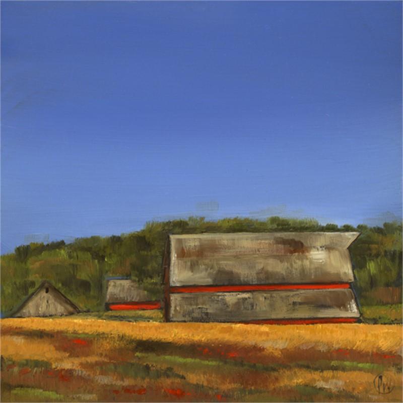 Barns, Late Summer
