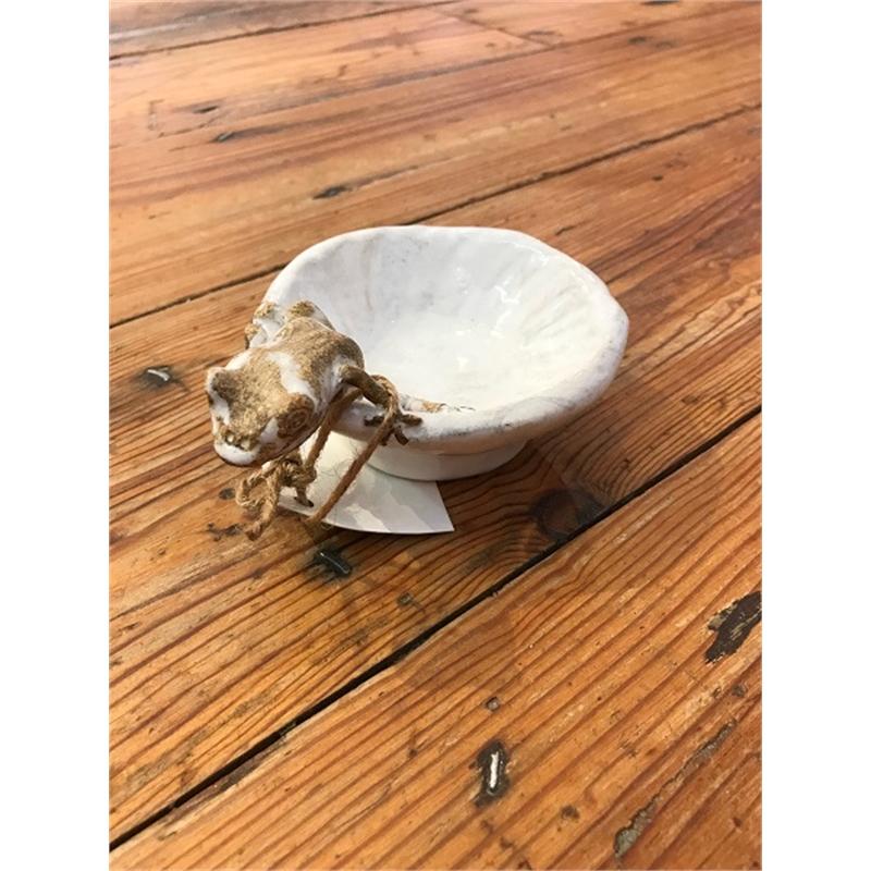 Mini Frog Bowl, 2019