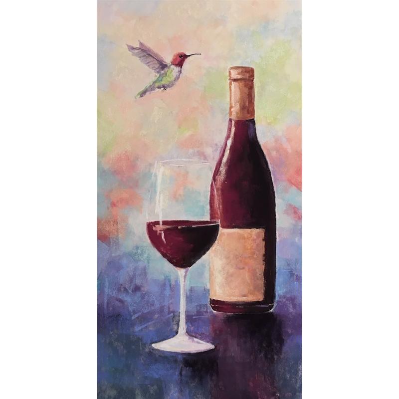 Wine O'Clock Somewhere, 2020