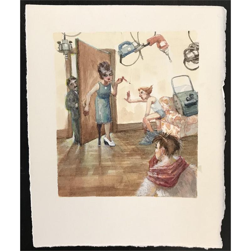 DREAM SERIES: DREAM OF TOOL ROOM, 2005