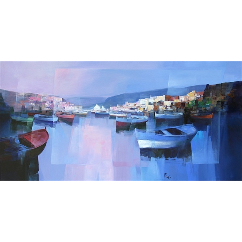 """Castelsardo il Porto, Sardegna"", 2019"