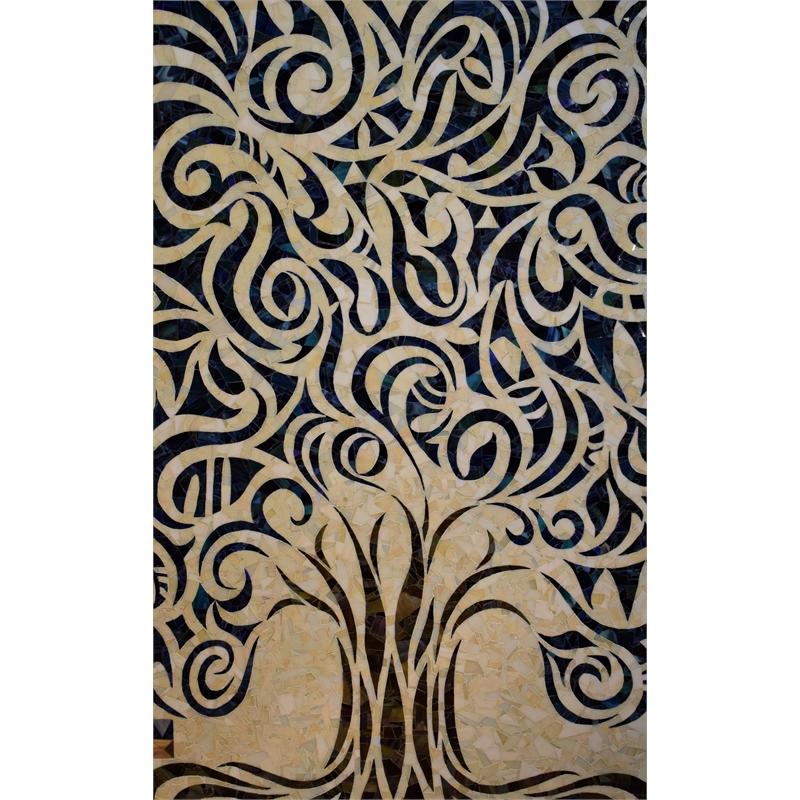Tree of Life III by Mary Borgen