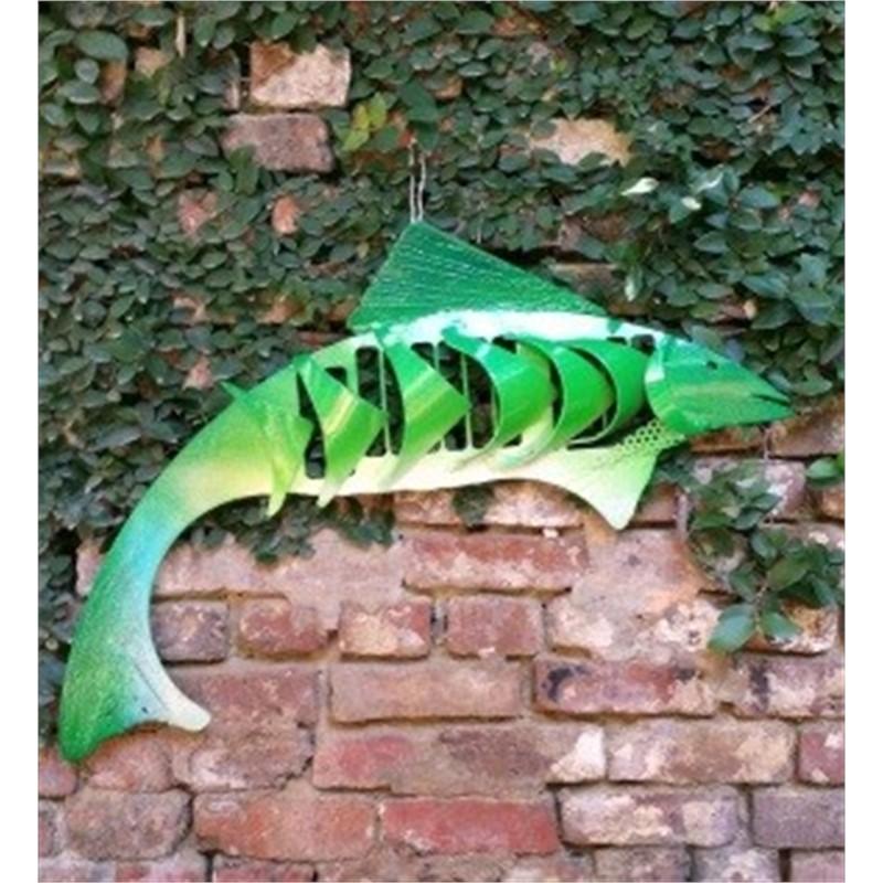 Green Fish by Stephen Kishel