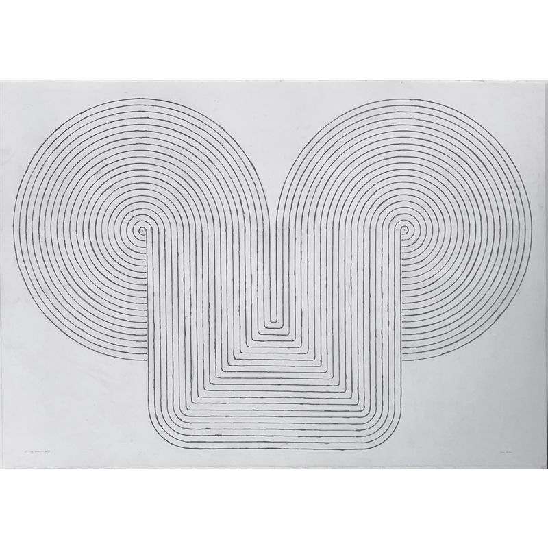 OPTICAL DRAWING #50 by Tim Jag