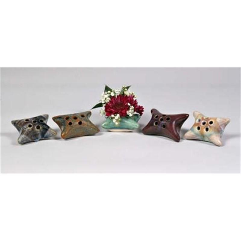 Flower Pillow Glaze Options