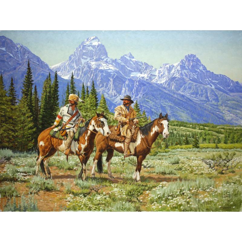 Teton Valley 1832