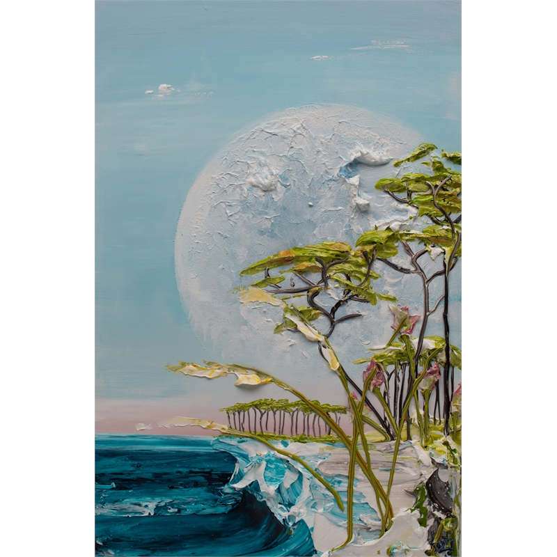MOONSCAPE -MS-24X36-2019-239, 2019