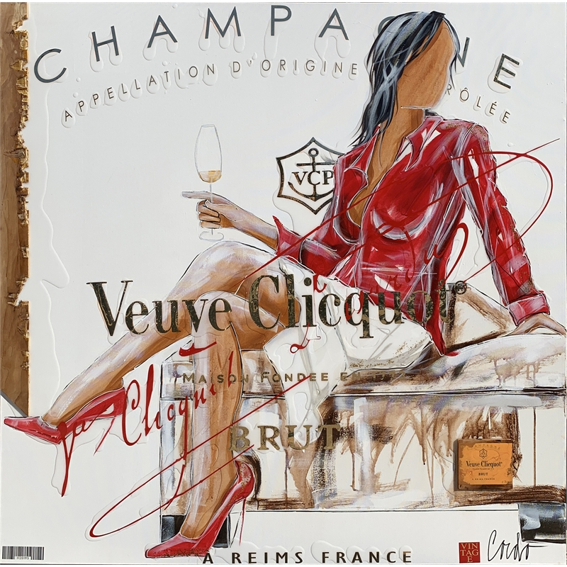 Charm & Champagne 17h by Vincent Cordo