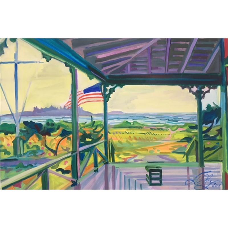 Popham Porch