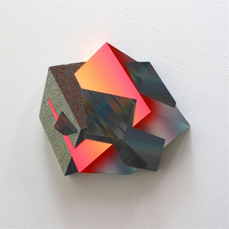 Untitled 21 (Interpolation Series), 2019
