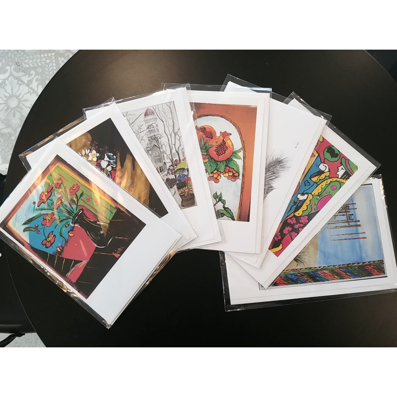 Cards, 2020