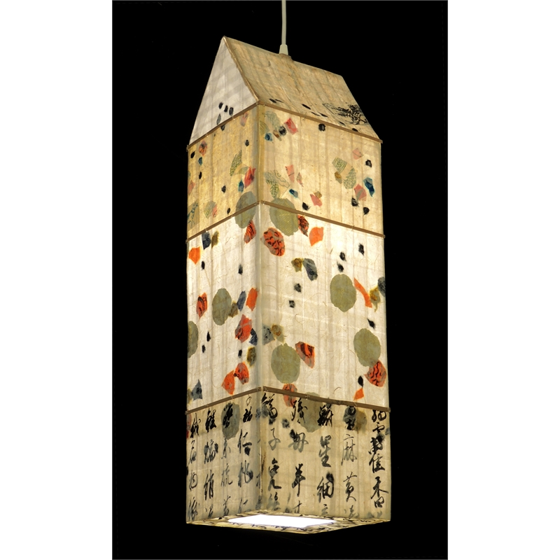 Gingko Sand Spirit House Lantern