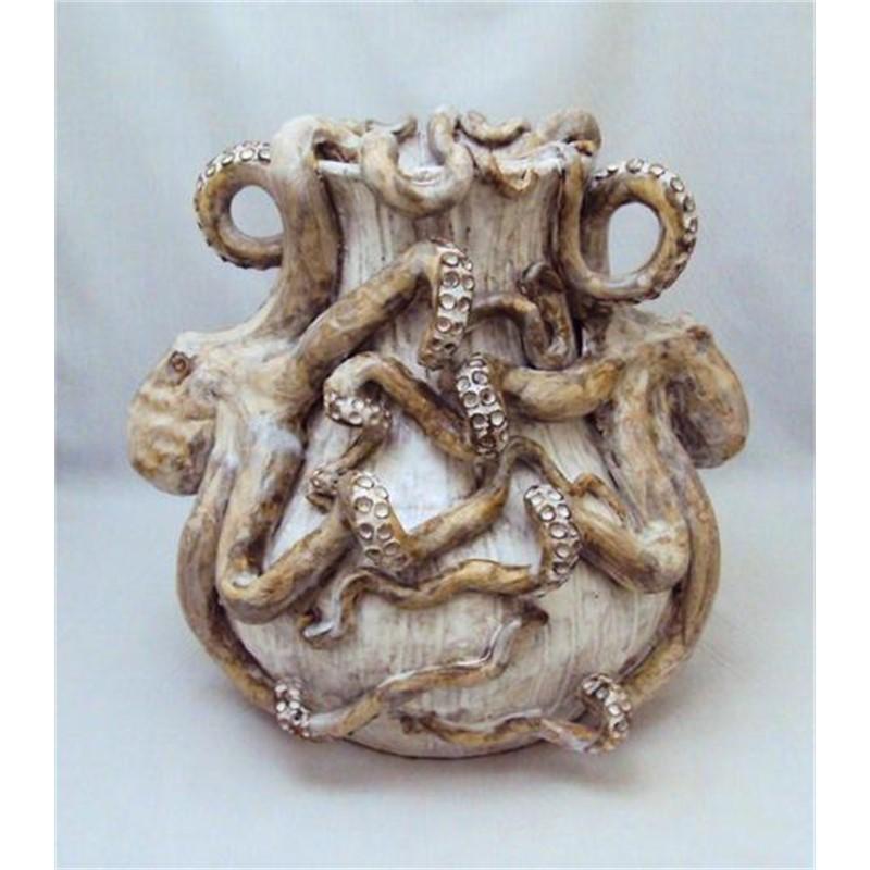 Double Octopus Vase