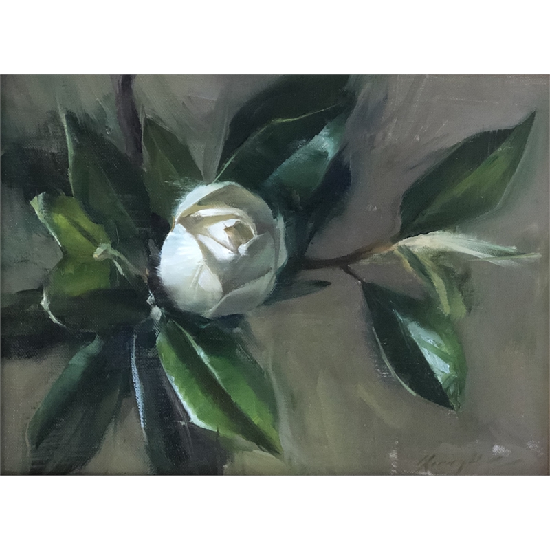 Budding Magnolia, 2019