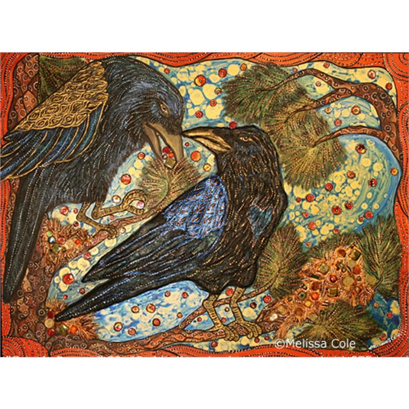 Greedy Ravens, 2018