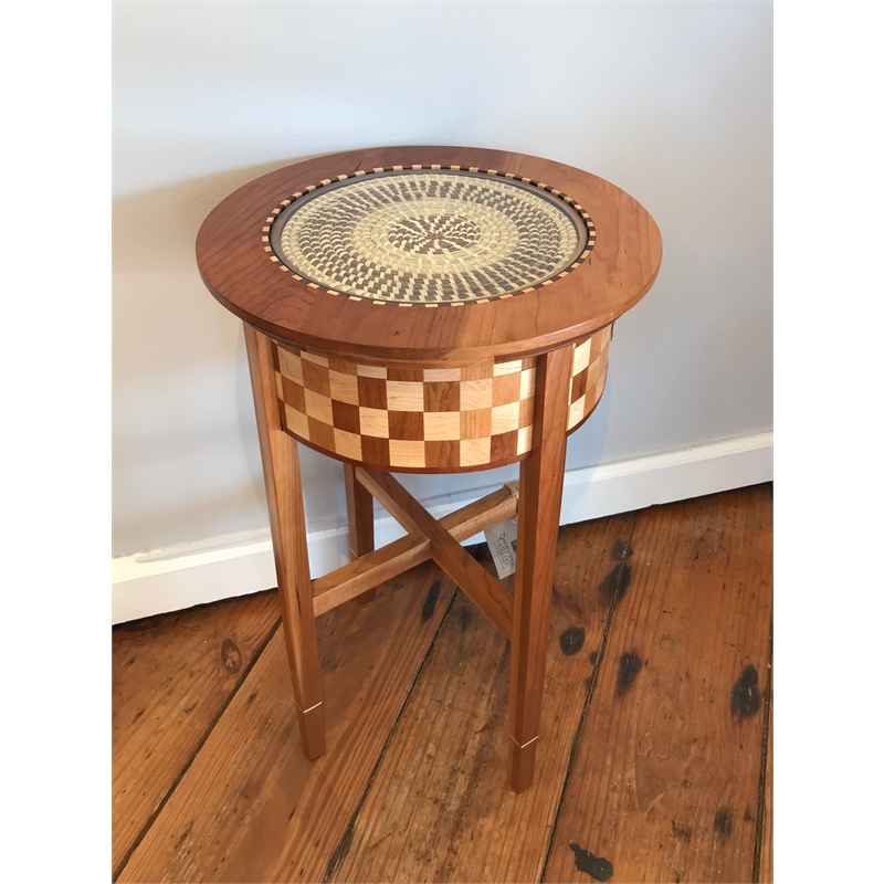 Sweet Grass Basket Table #34, 2019