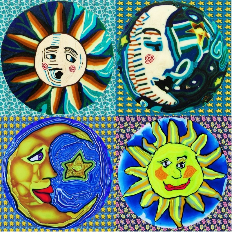 Sun and Moon x  2 (Edition ), 2019