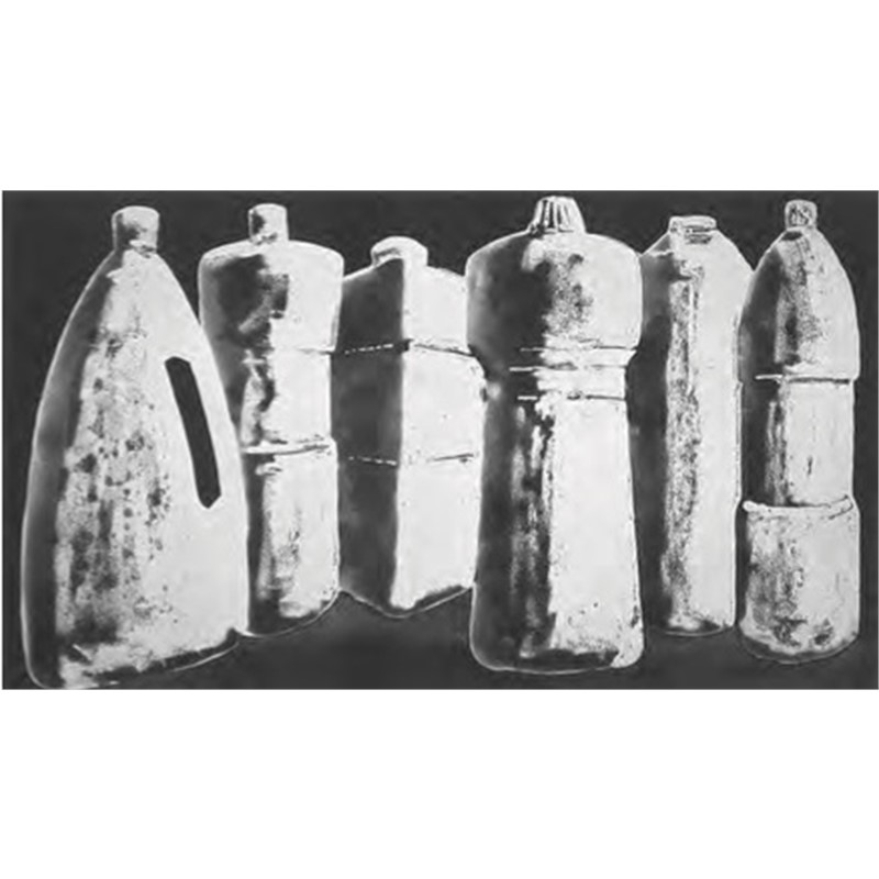 Six Bottles, State 1 (1/25), 1988