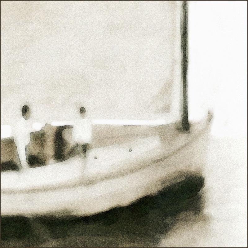 Cat Boat: Fog