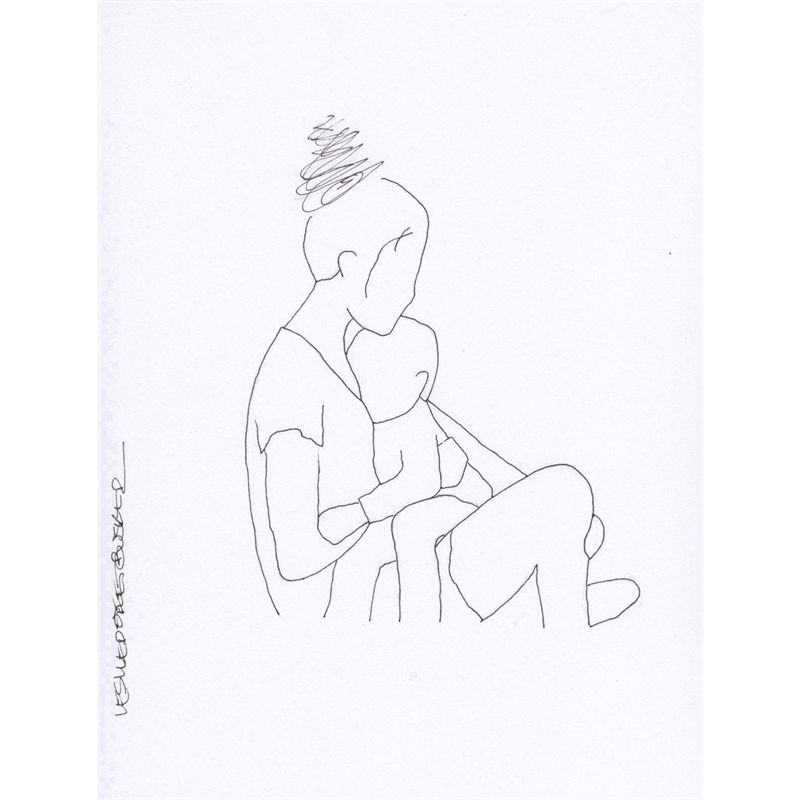 Mother and Child No. 3
