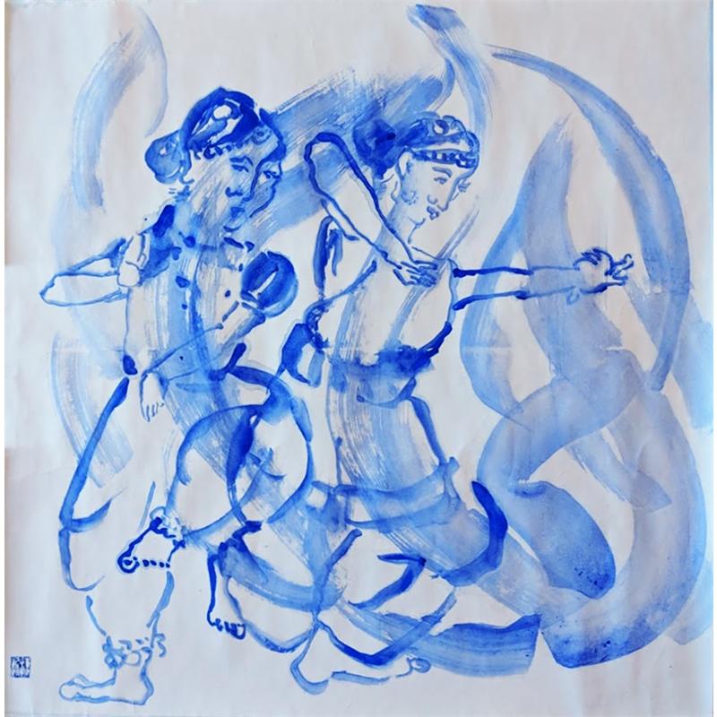 Blue Figures 1
