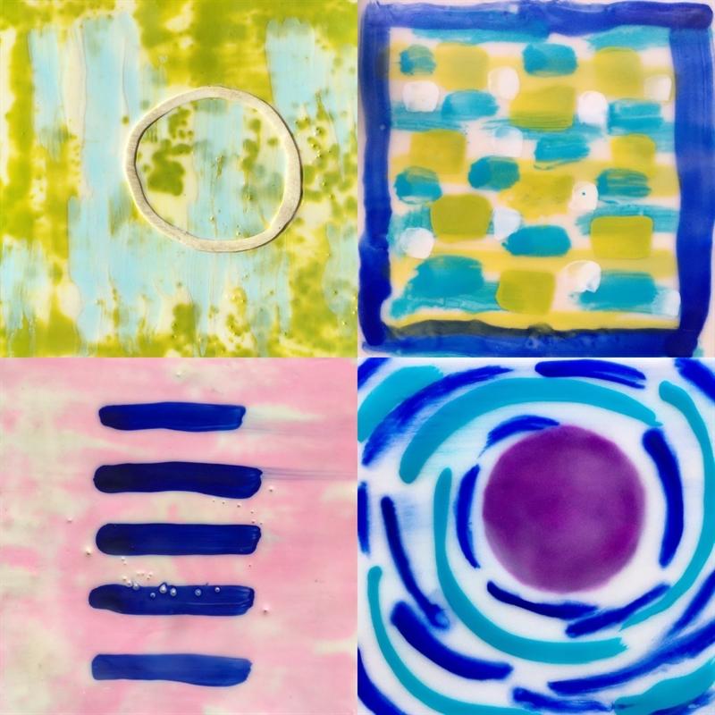 Mini Pairing VI - Paintings Sold Separately