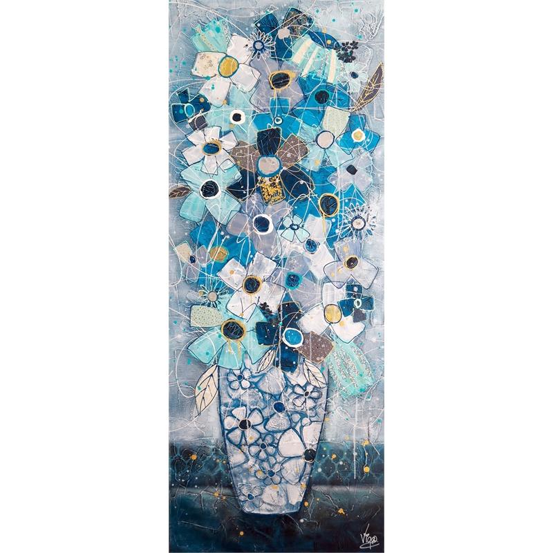 Blue Daisies by Vigo